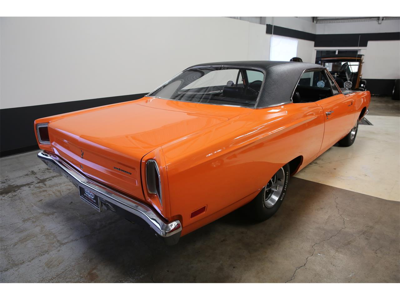 Large Picture of Classic '69 Road Runner located in Fairfield California - L56B