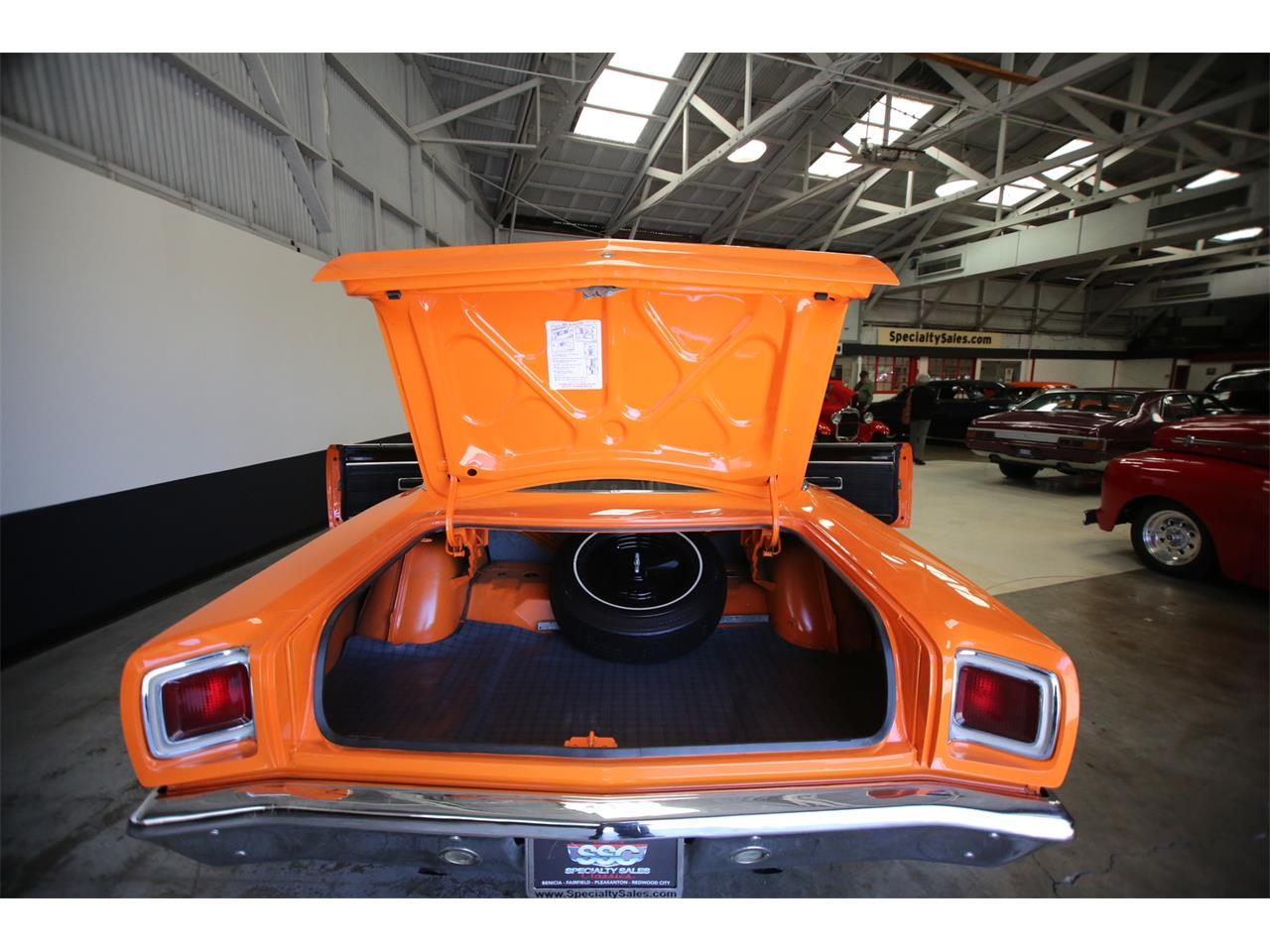 Large Picture of Classic '69 Plymouth Road Runner located in California - $40,990.00 Offered by Specialty Sales Classics - L56B