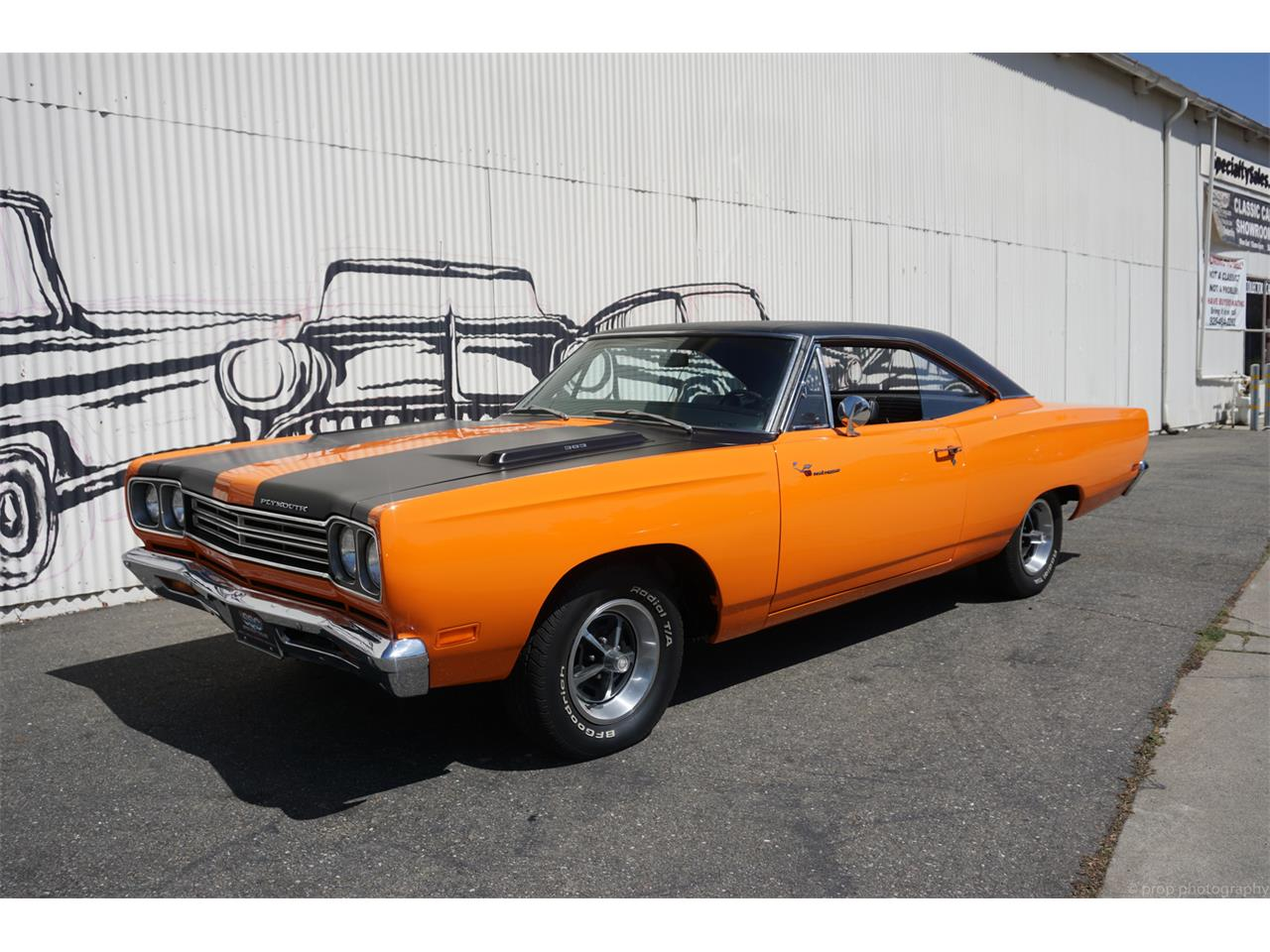Large Picture of Classic '69 Plymouth Road Runner - $40,990.00 - L56B