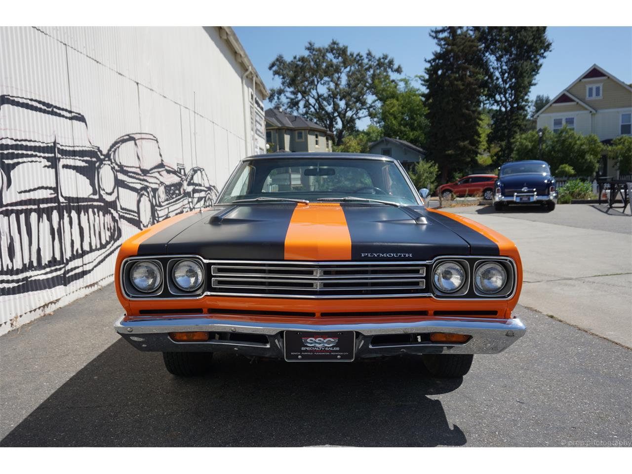 Large Picture of Classic '69 Plymouth Road Runner located in California - $40,990.00 - L56B