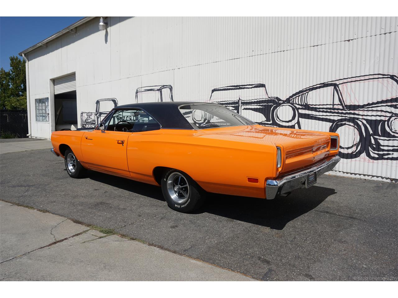 Large Picture of Classic '69 Plymouth Road Runner located in Fairfield California Offered by Specialty Sales Classics - L56B