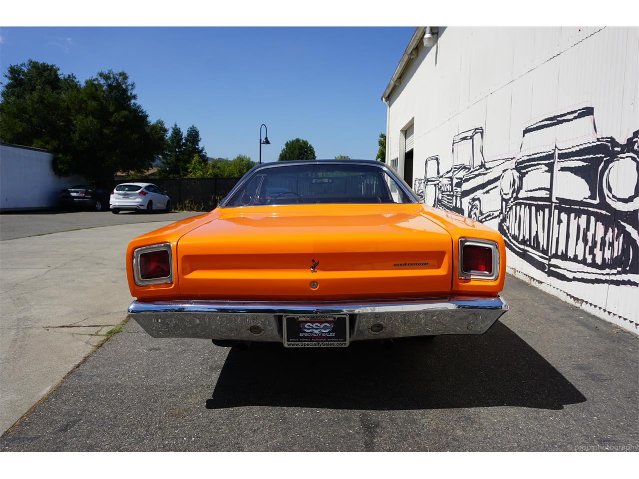 Large Picture of Classic '69 Road Runner - L56B