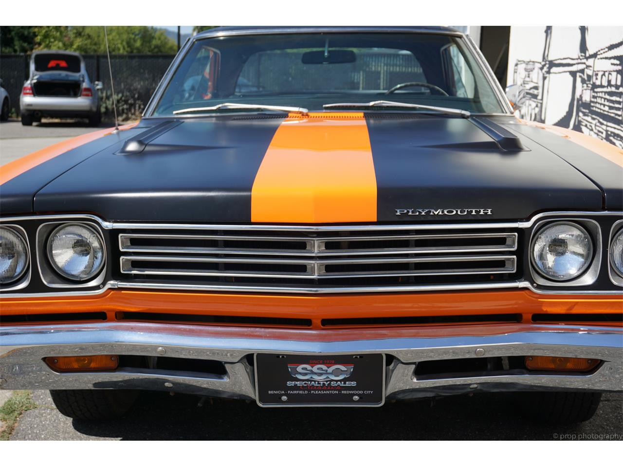 Large Picture of Classic '69 Road Runner located in Fairfield California Offered by Specialty Sales Classics - L56B