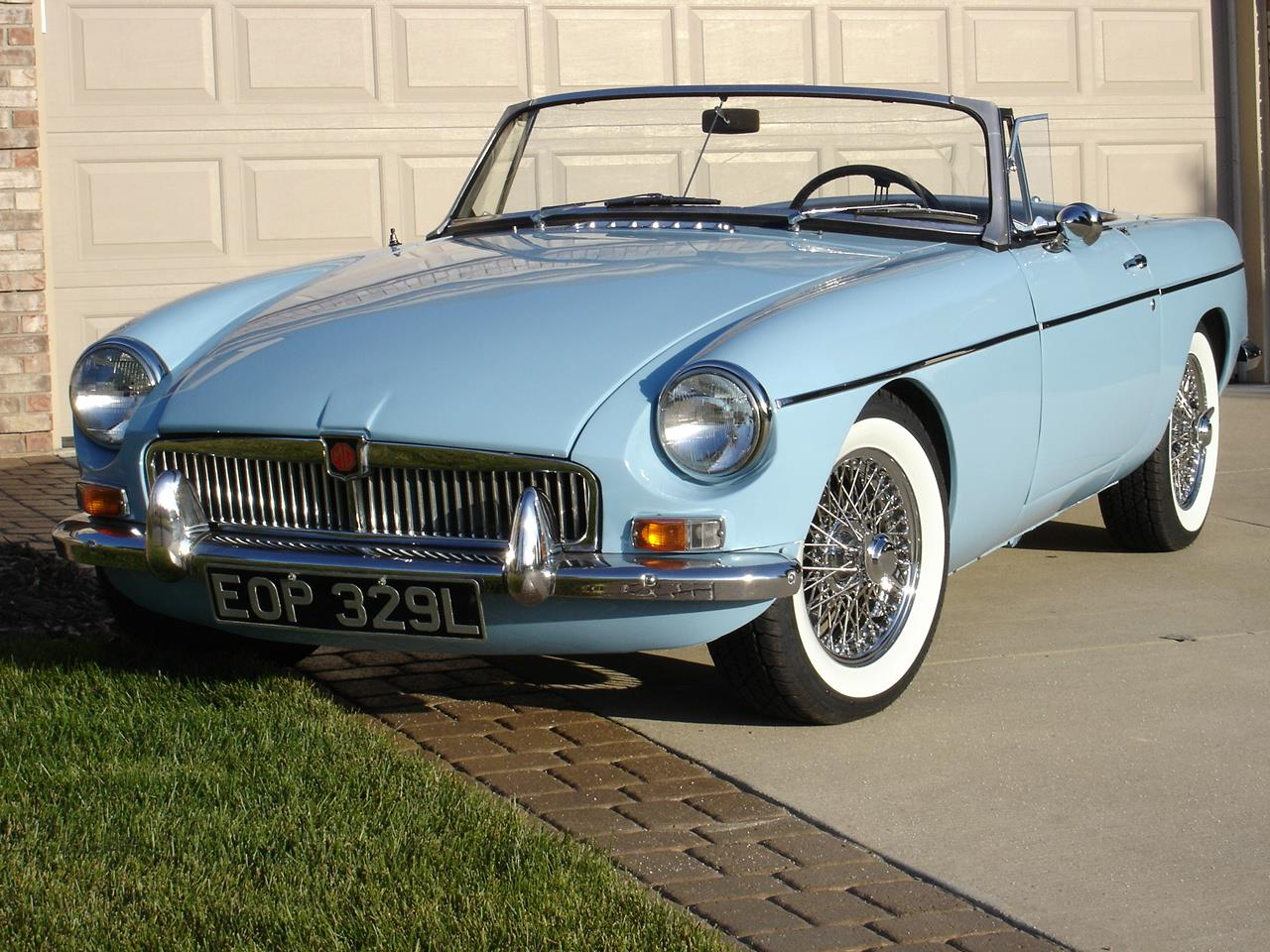Large Picture Of Clic 63 Mg Mgb Located In Michigan 19 500 00 Offered By A
