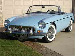 Picture of '63 MGB - L56F