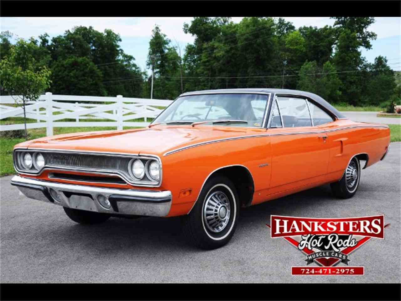 1970 plymouth satellite for sale cc 986491. Black Bedroom Furniture Sets. Home Design Ideas