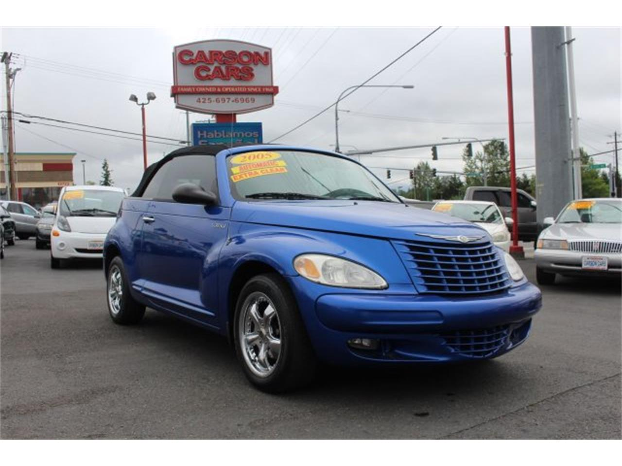 Large Picture of 2005 Chrysler PT Cruiser located in Washington - L570
