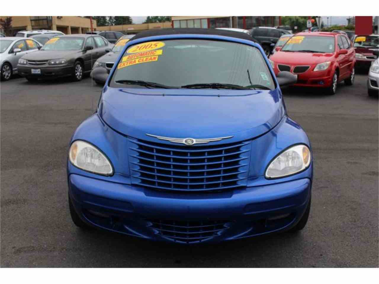 Large Picture of '05 PT Cruiser - L570
