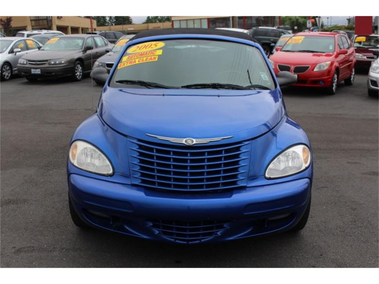 Large Picture of 2005 PT Cruiser Offered by Carson Cars - L570