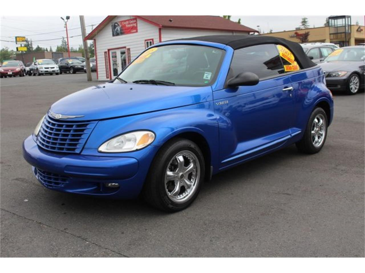 Large Picture of '05 PT Cruiser located in Washington - L570
