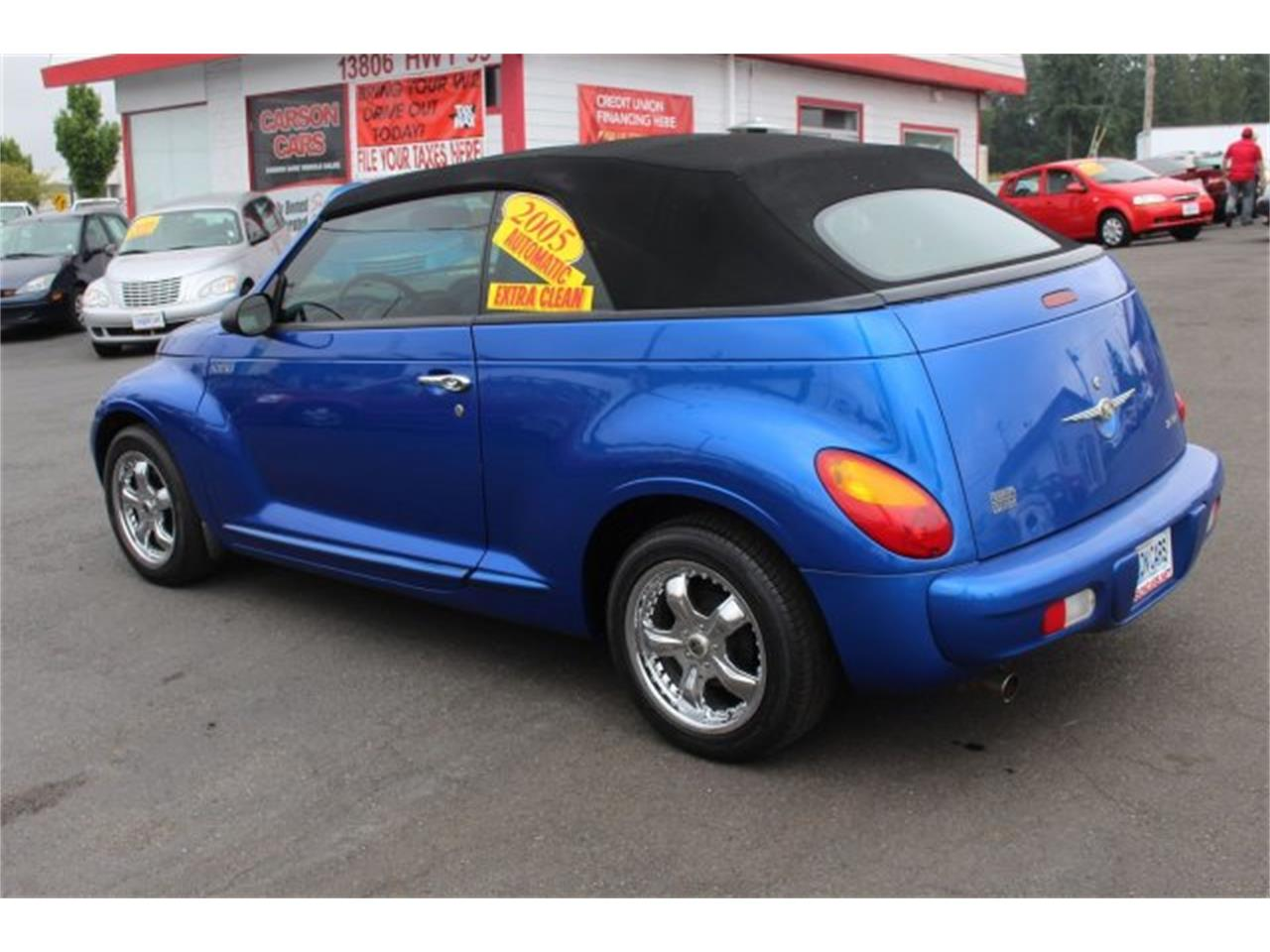 Large Picture of 2005 Chrysler PT Cruiser Offered by Carson Cars - L570