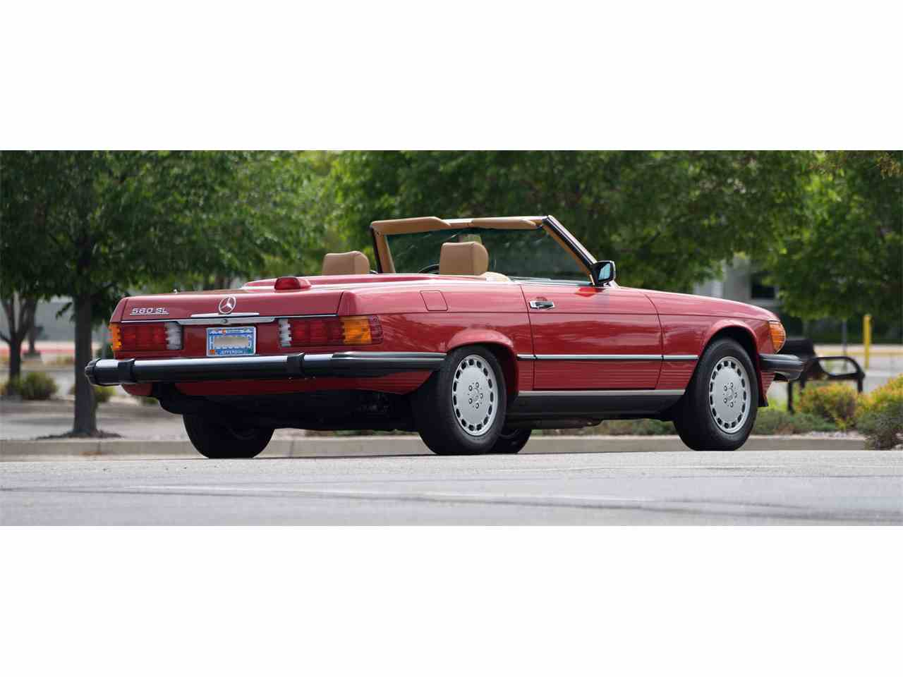 Large Picture of '86 560SL - L57M