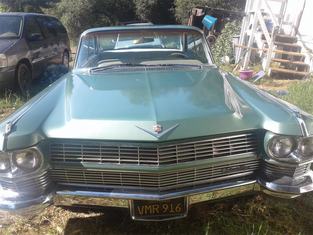 Large Picture of 1964 Cadillac Coupe DeVille located in Auburn  California Offered by a Private Seller - L57S