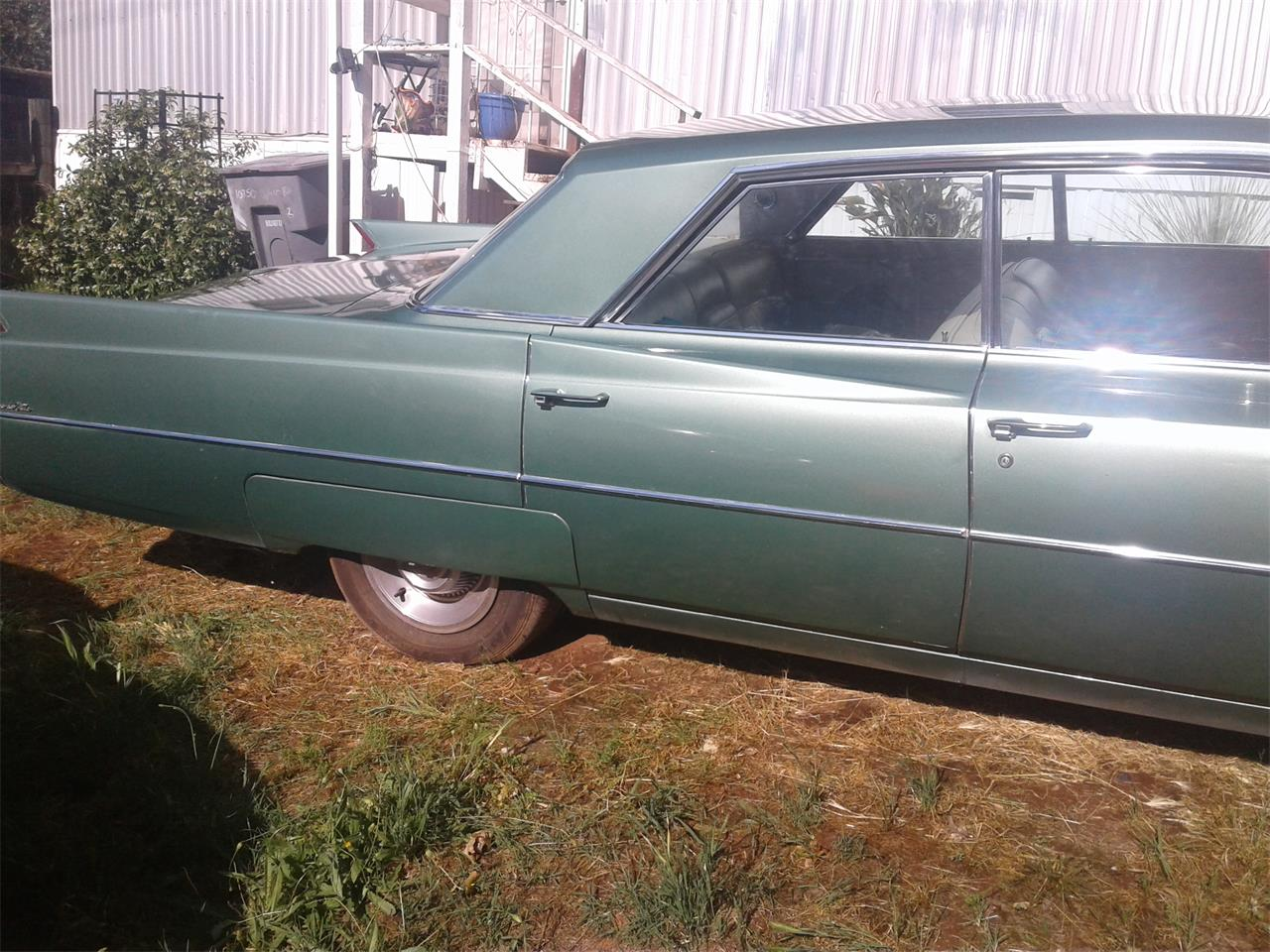 Large Picture of Classic 1964 Cadillac Coupe DeVille - $7,500.00 Offered by a Private Seller - L57S