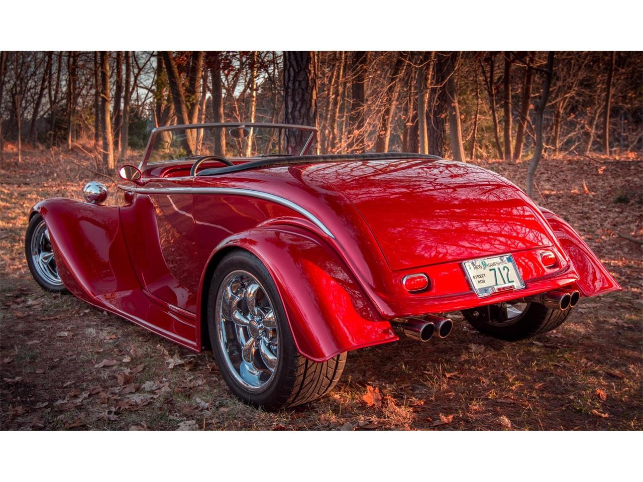 Large Picture of Classic 1933 Ford Hot Rod - L57U