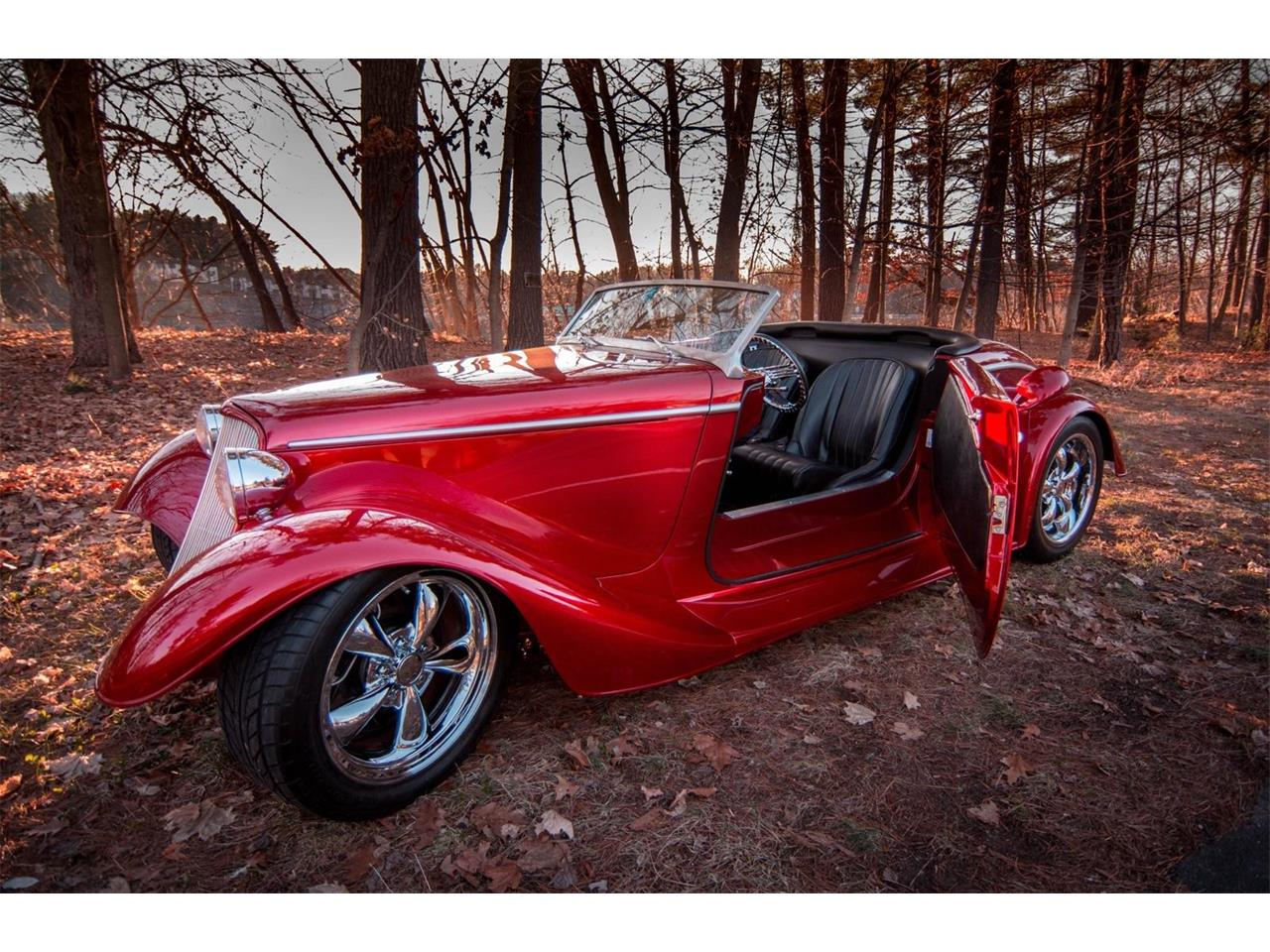 Large Picture of Classic 1933 Hot Rod Offered by a Private Seller - L57U