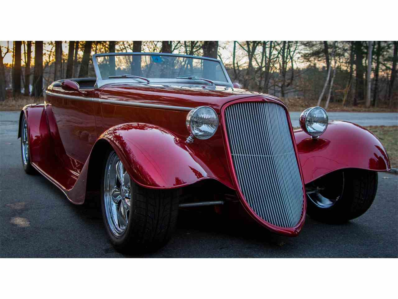 1933 Ford Hot Rod for Sale | ClassicCars.com | CC-986538