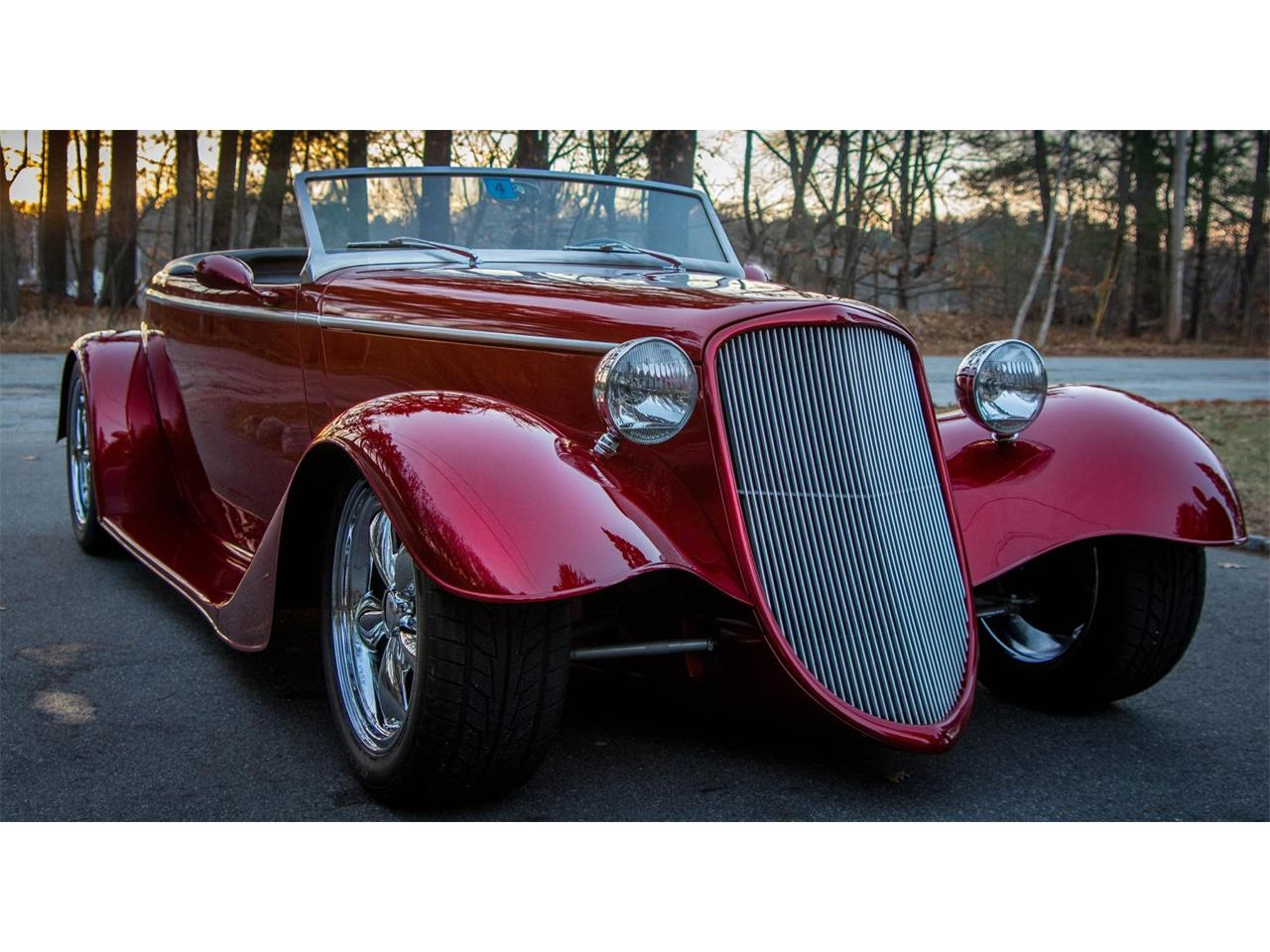 Large Picture of '33 Hot Rod - L57U