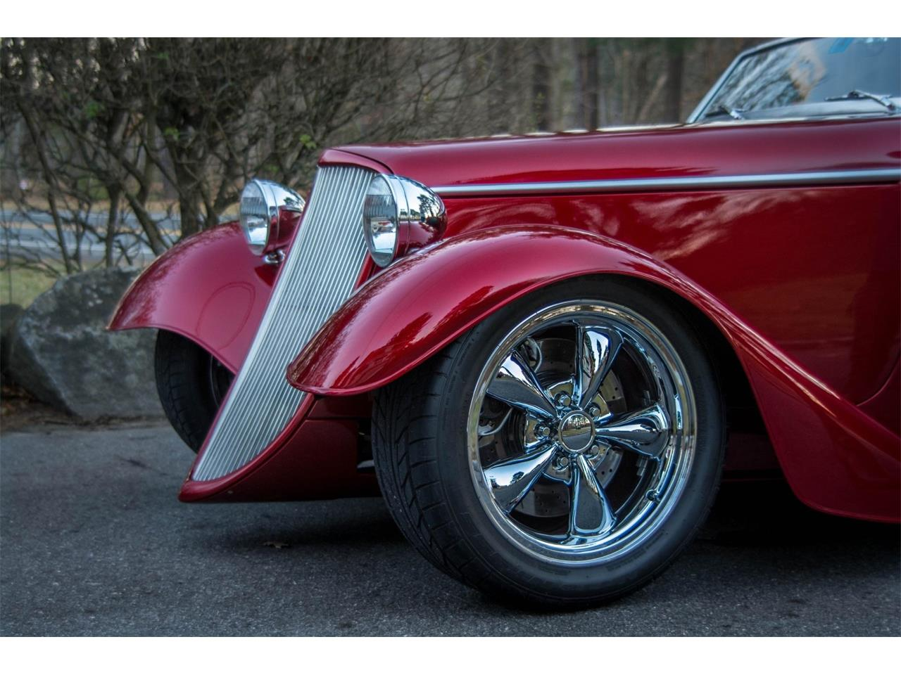 Large Picture of '33 Ford Hot Rod Offered by a Private Seller - L57U