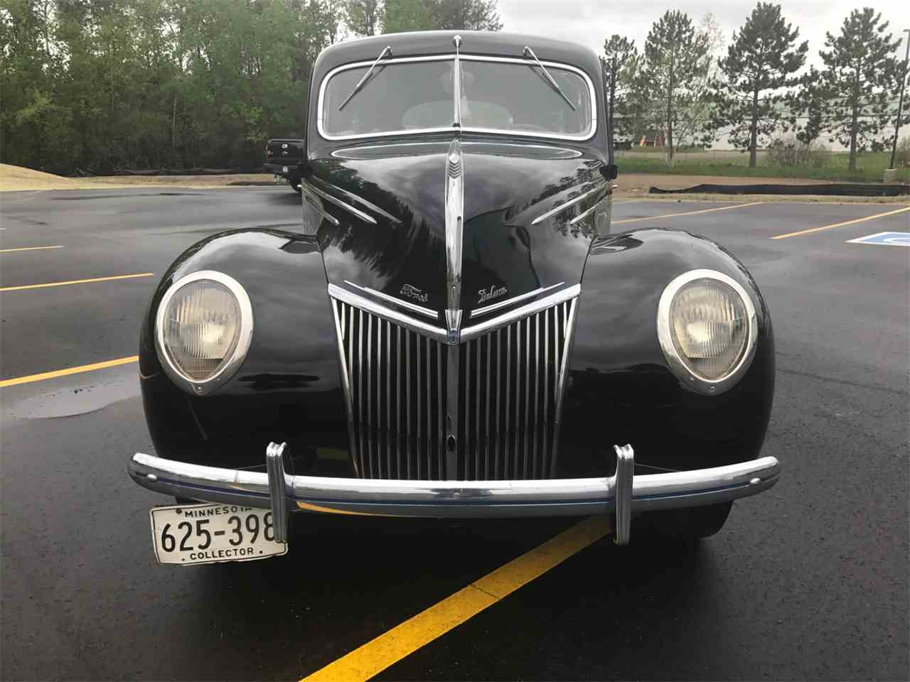 Large Picture of '39 Deluxe - L58F