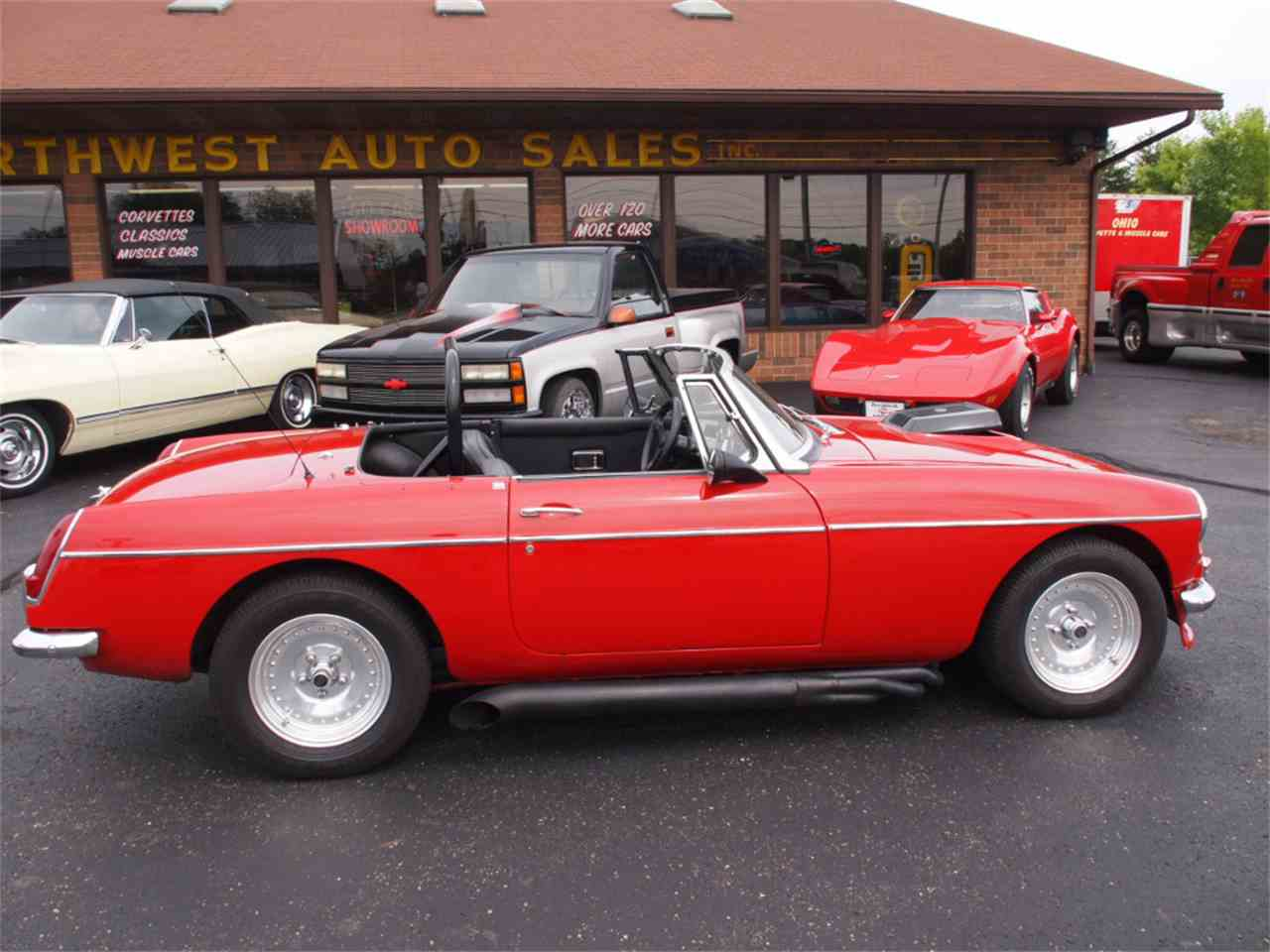 Large Picture of 1968 MGB - $28,500.00 Offered by Ohio Corvettes and Muscle Cars - L59M