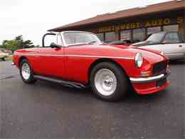 Picture of Classic 1968 MGB located in Ohio Offered by Ohio Corvettes and Muscle Cars - L59M