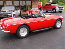 Picture of Classic 1968 MG MGB located in Ohio Offered by Ohio Corvettes and Muscle Cars - L59M