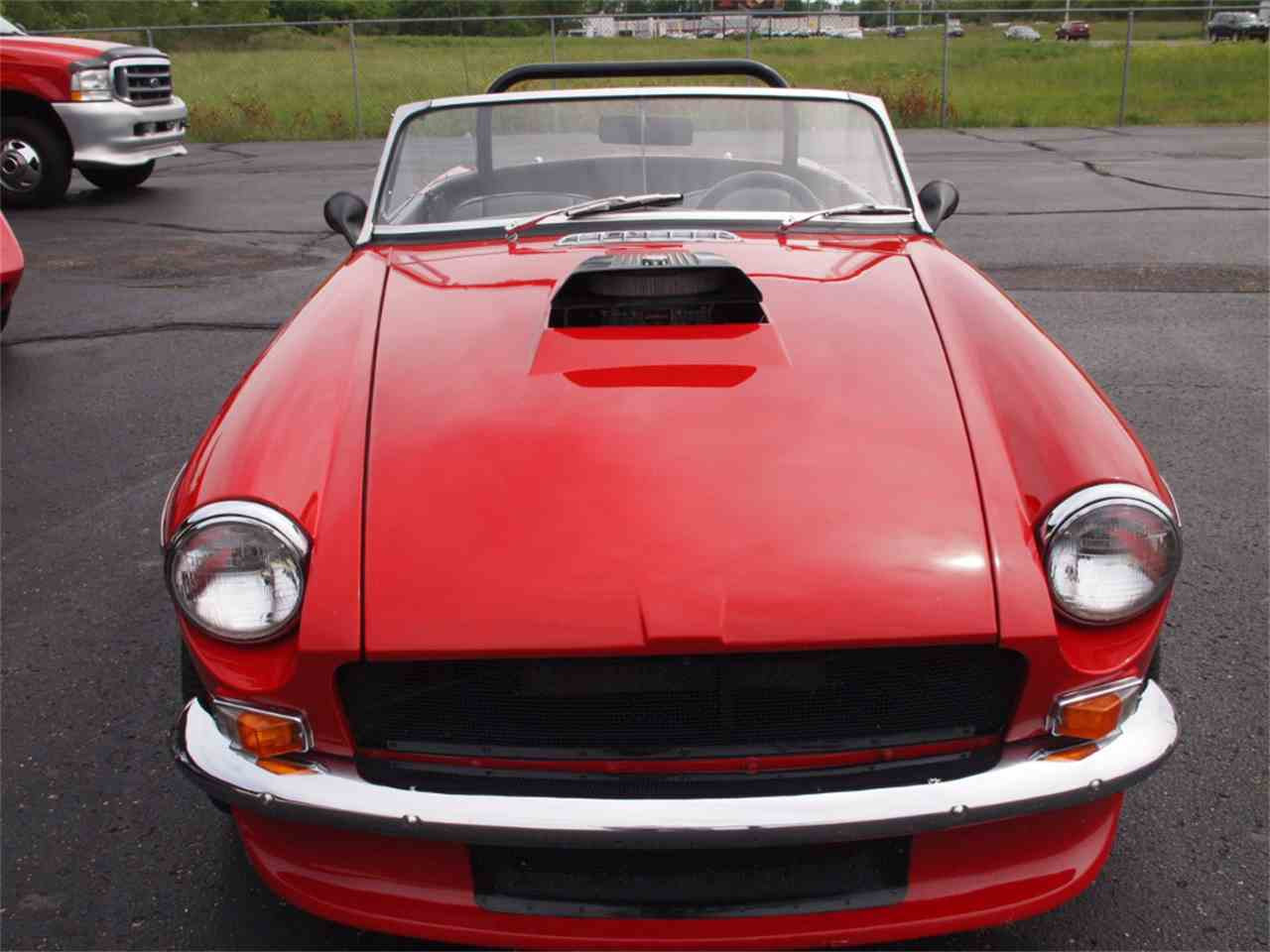 Large Picture of '68 MGB - $28,500.00 - L59M