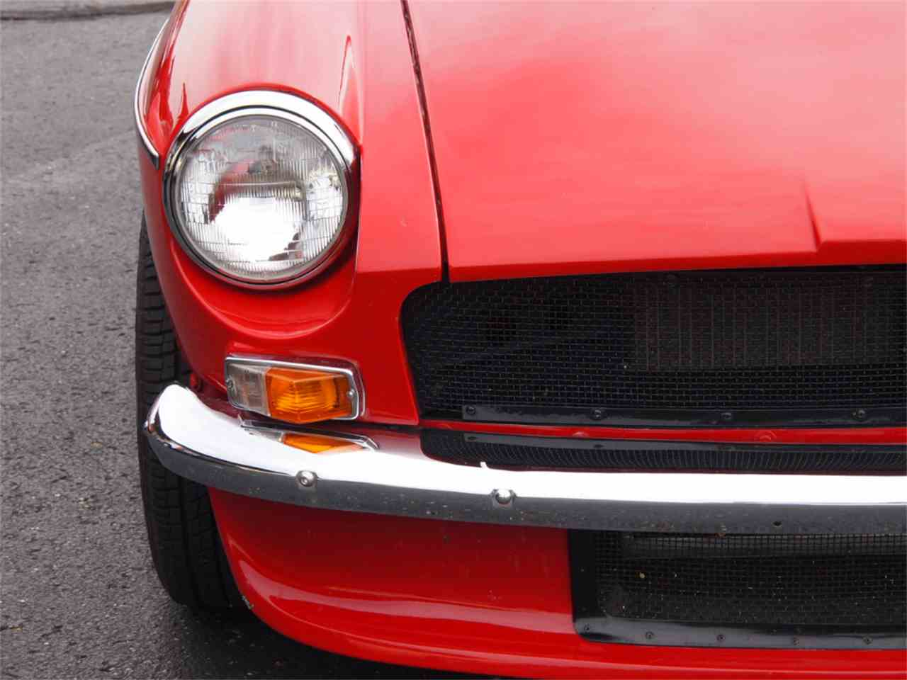 Large Picture of '68 MG MGB Offered by Ohio Corvettes and Muscle Cars - L59M