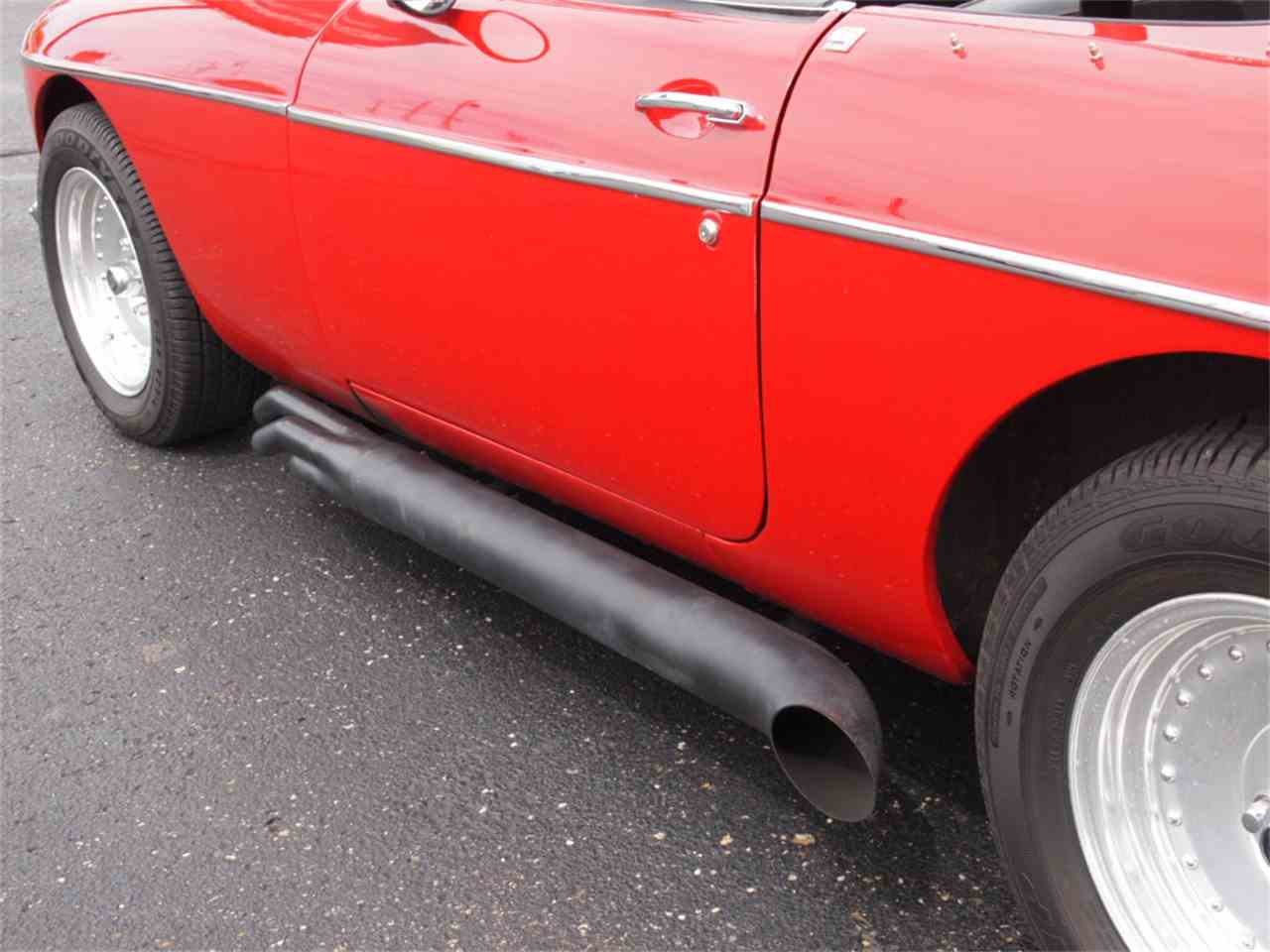 Large Picture of Classic 1968 MG MGB - $28,500.00 Offered by Ohio Corvettes and Muscle Cars - L59M