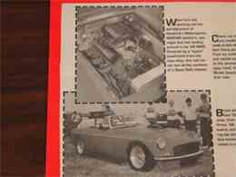 Picture of 1968 MG MGB - $28,500.00 Offered by Ohio Corvettes and Muscle Cars - L59M