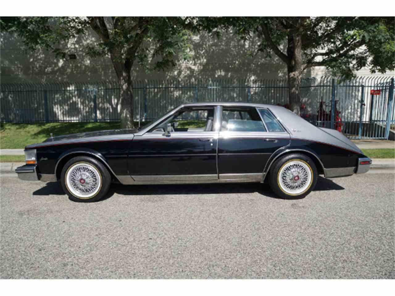 1985 Cadillac Seville for Sale | ClicCars.com | CC-986639