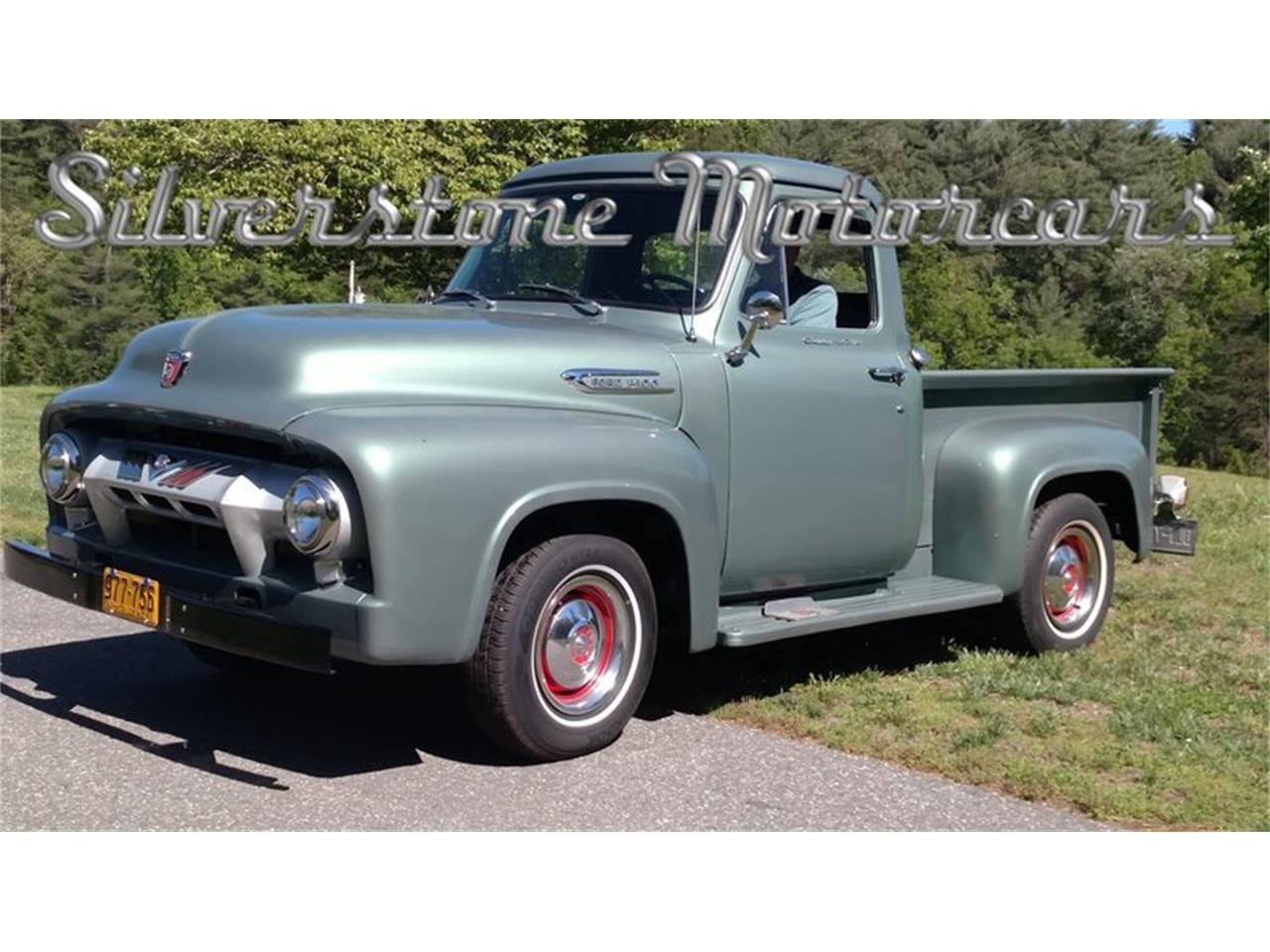 Large Picture of Classic '54 Ford F1 - L5CB