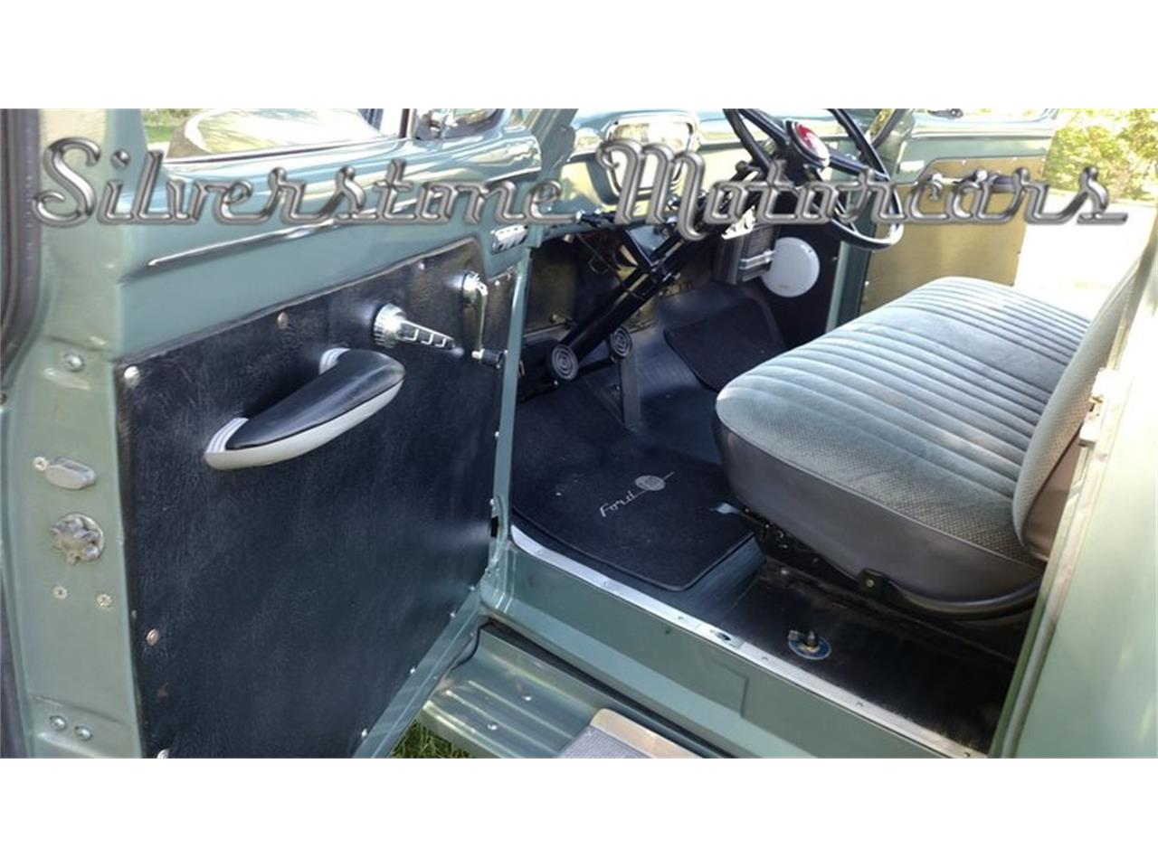 Large Picture of 1954 Ford F1 located in Massachusetts Offered by Silverstone Motorcars - L5CB