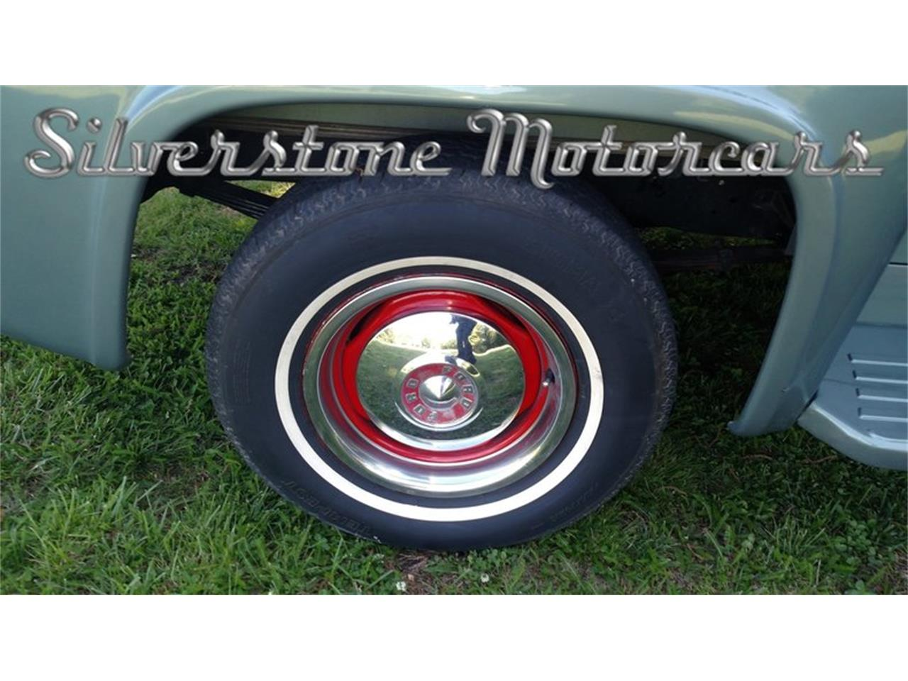 Large Picture of 1954 Ford F1 located in North Andover Massachusetts - $23,000.00 Offered by Silverstone Motorcars - L5CB