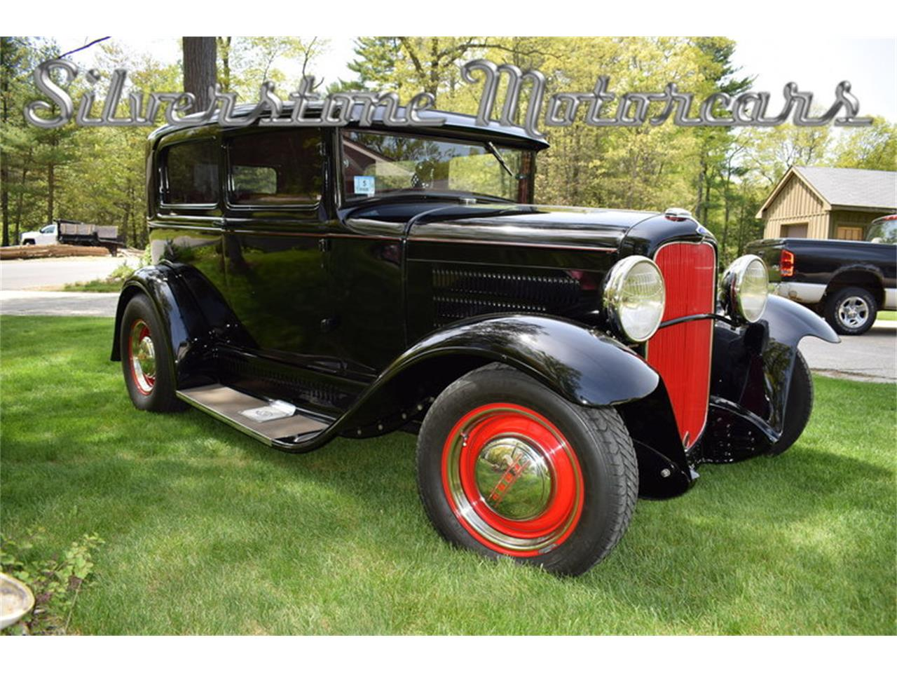 Large Picture of Classic '31 Ford Tudor located in Massachusetts Offered by Silverstone Motorcars - L5CC