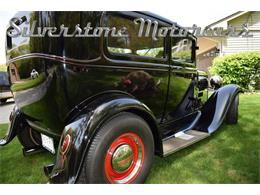 Picture of Classic 1931 Ford Tudor located in Massachusetts - $32,500.00 Offered by Silverstone Motorcars - L5CC