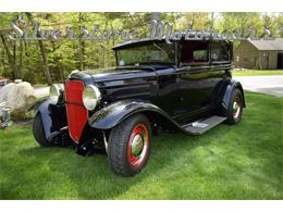 Picture of '31 Ford Tudor located in North Andover Massachusetts Offered by Silverstone Motorcars - L5CC
