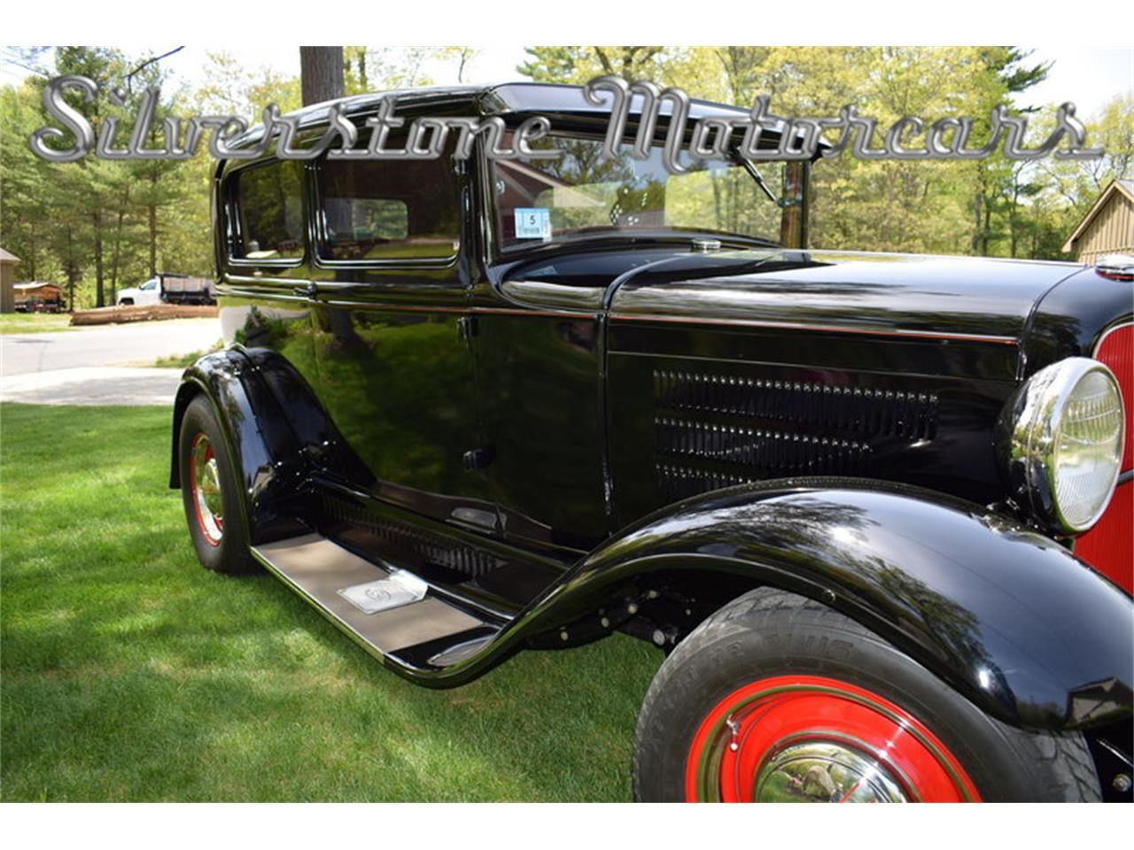 Large Picture of Classic 1931 Ford Tudor located in Massachusetts Offered by Silverstone Motorcars - L5CC