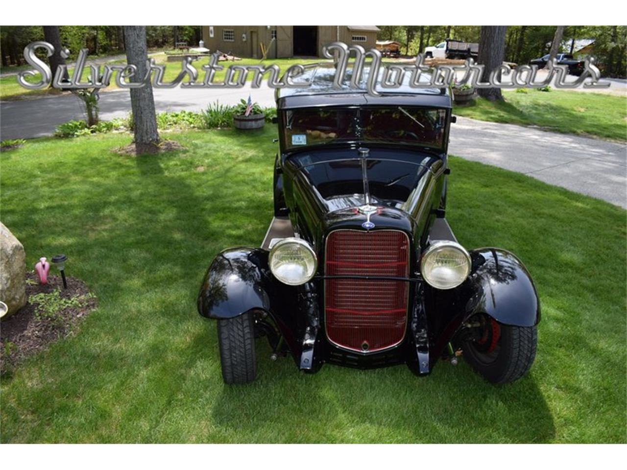Large Picture of Classic '31 Ford Tudor located in North Andover Massachusetts Offered by Silverstone Motorcars - L5CC