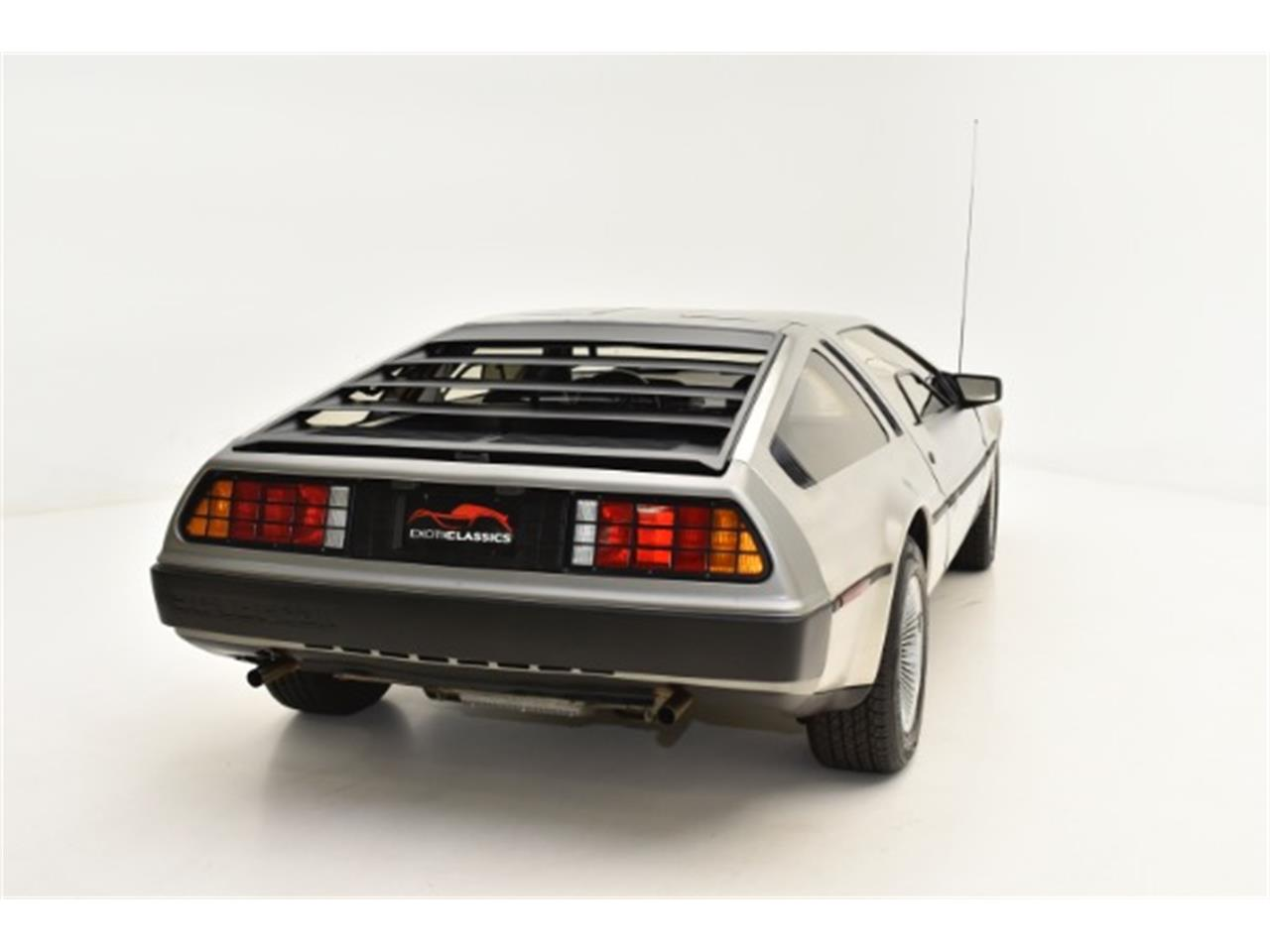 Large Picture of '81 DeLorean DMC-12 located in Syosset New York - L5D0