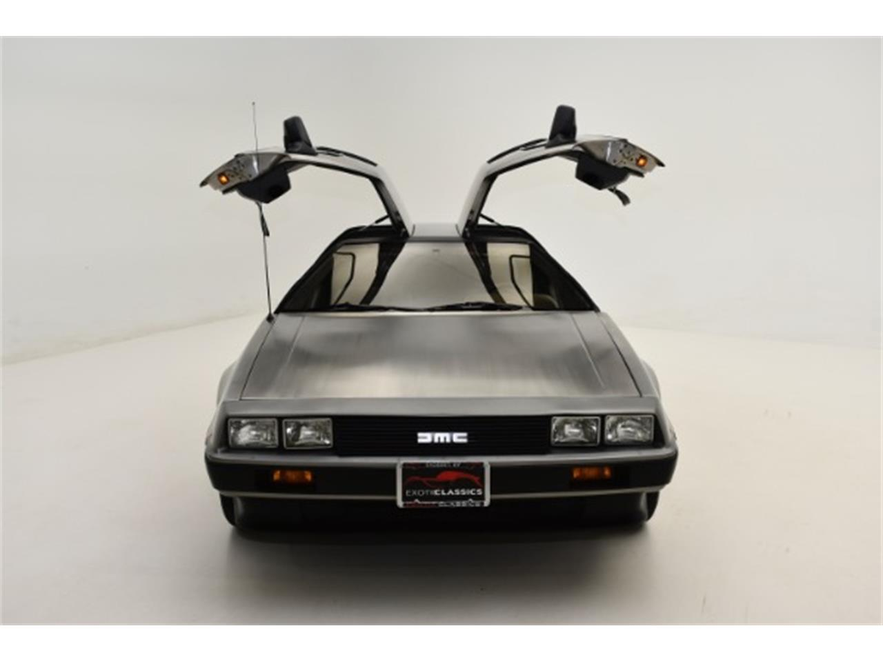 Large Picture of '81 DeLorean DMC-12 located in New York - $36,900.00 Offered by Champion Motors International - L5D0