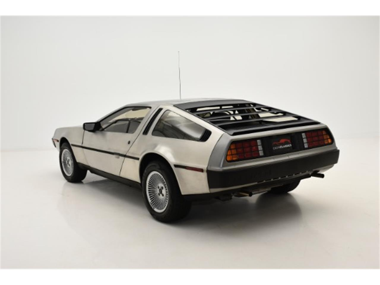 Large Picture of 1981 DeLorean DMC-12 - $36,900.00 Offered by Champion Motors International - L5D0