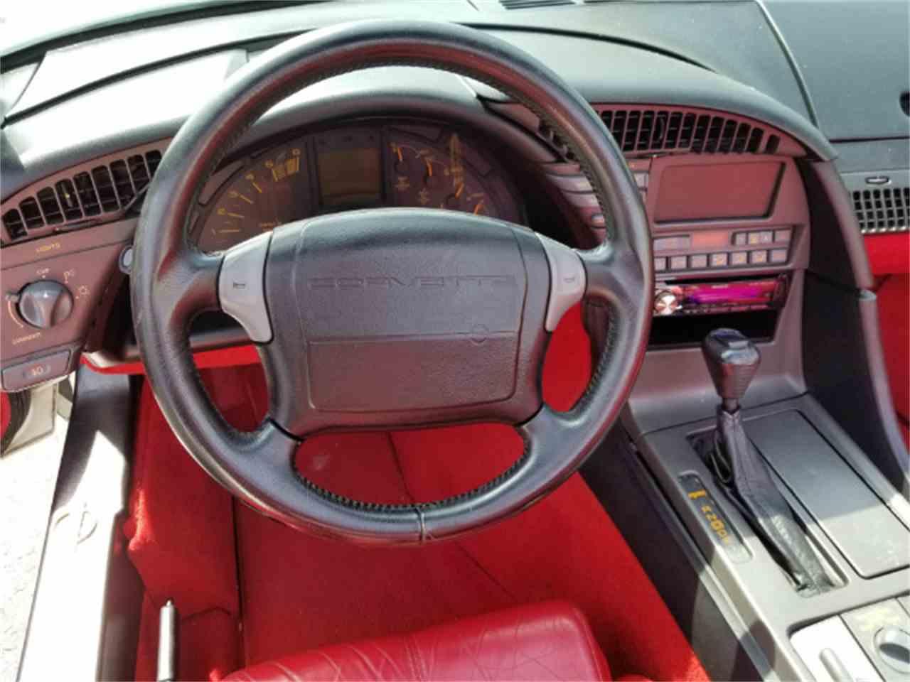 Large Picture of '91 Corvette - L5D4