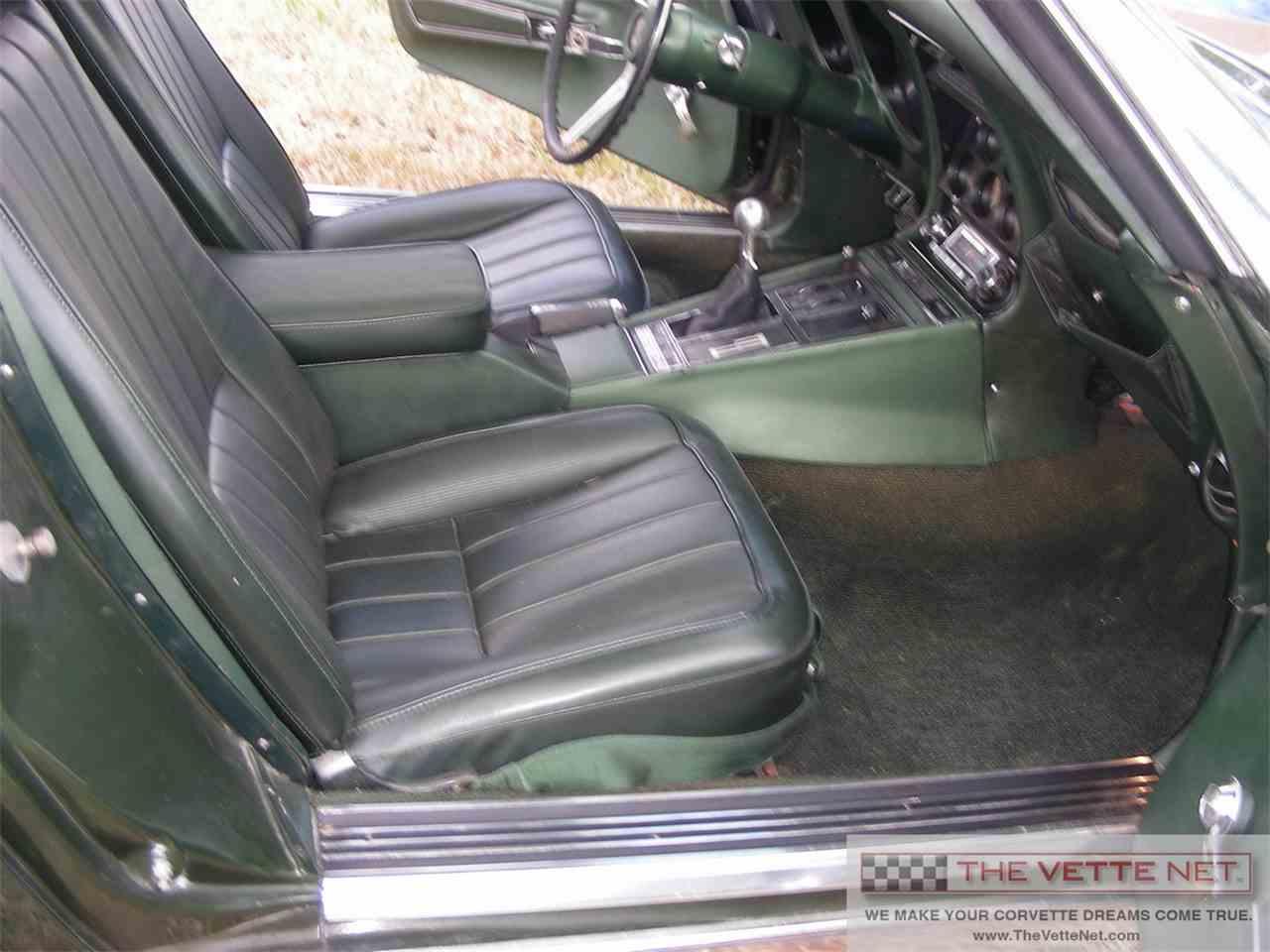 Large Picture of '70 Corvette - L5D8