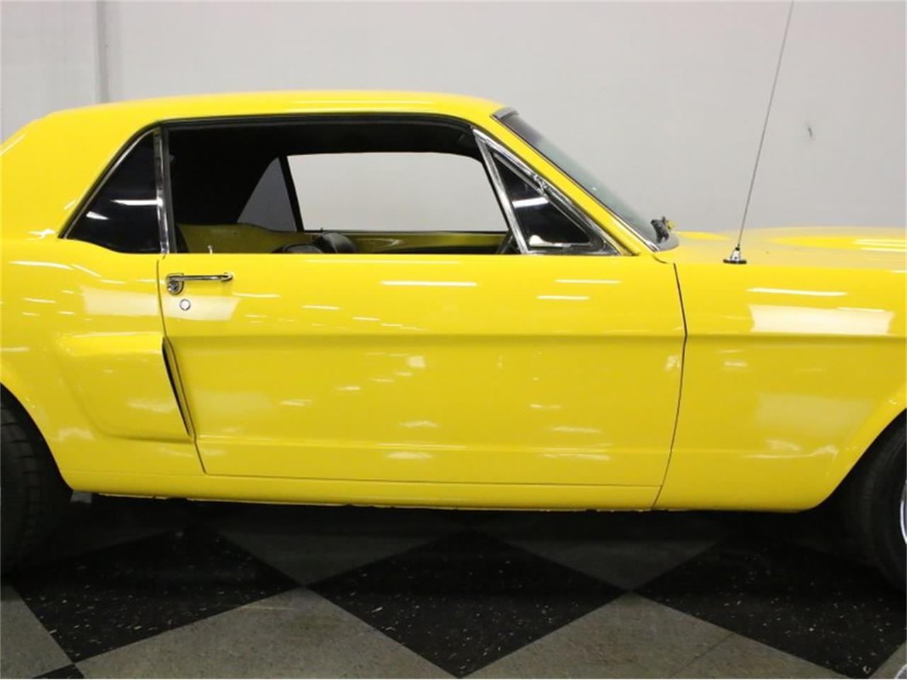 Large Picture of '65 Mustang - L0P0