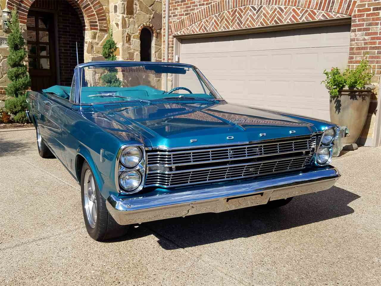 1966 ford galaxie 500 for sale cc 986768. Black Bedroom Furniture Sets. Home Design Ideas