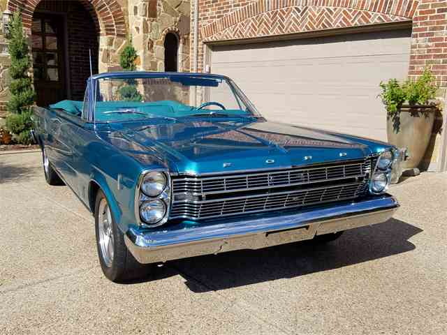 Picture of '66 Galaxie 500 - L5E8