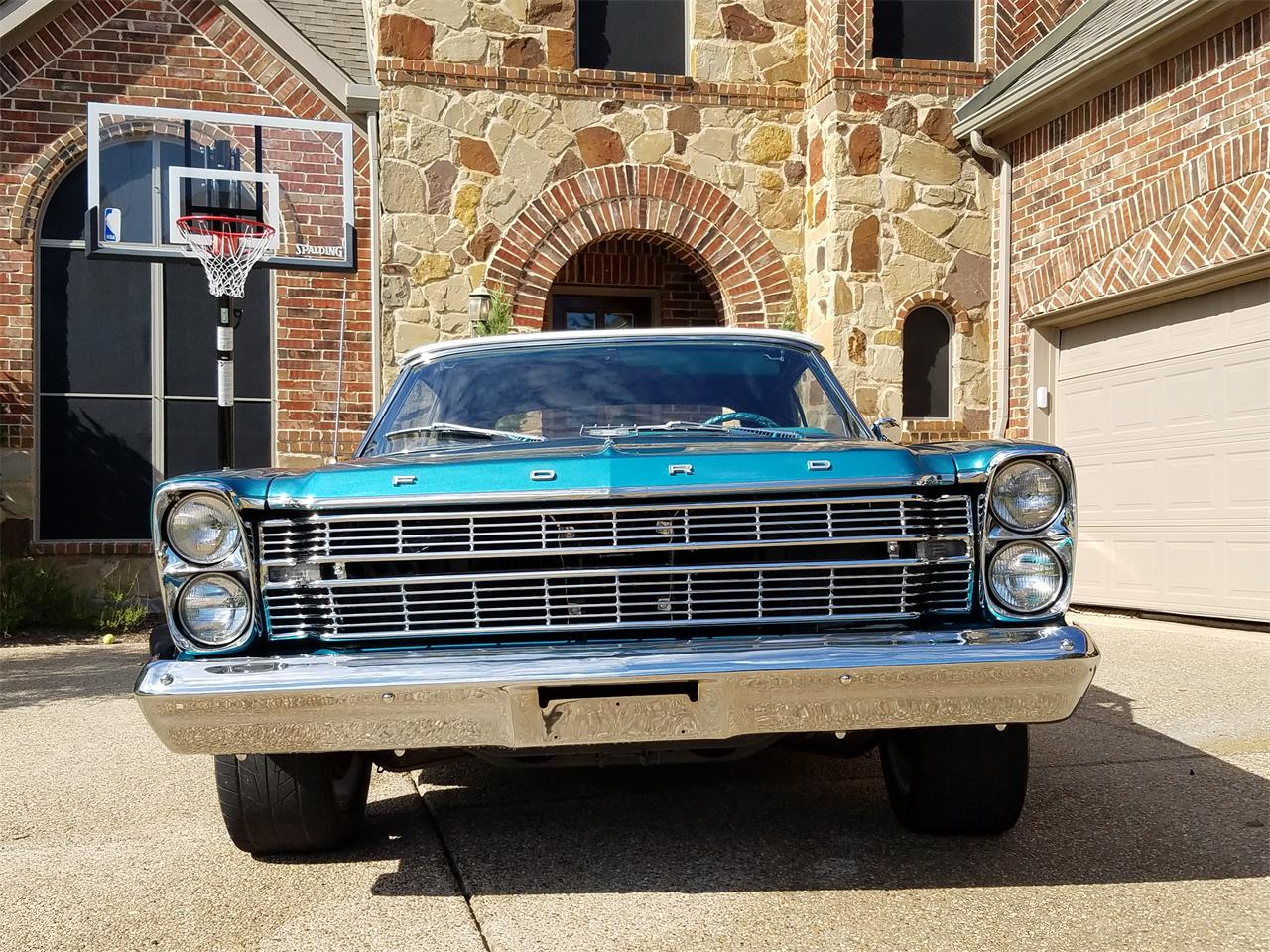 Large Picture of Classic '66 Ford Galaxie 500 located in Texas - $29,900.00 - L5E8