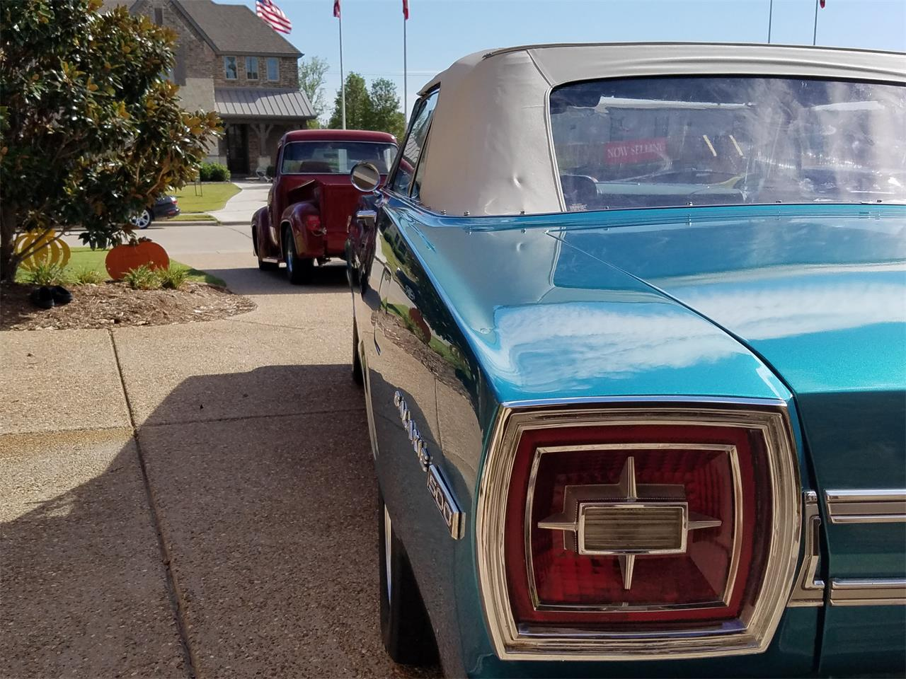 Large Picture of '66 Galaxie 500 located in Prosper Texas - L5E8
